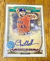 2020 Topps Gypsy Queen Lance McCullers Jr. Auto No. GQA-LMJ Houston Astros