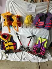 Nautical Life Jackets, Collapseable Scooters, Etc