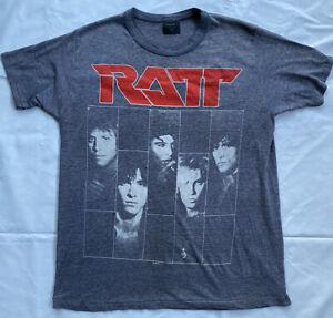 RATT One Stitch Vintage 1986 Woman T-Shirt Size M