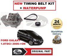 Für Ford Galaxy 1.8TDCI Diesel Mk2 2006- > Neu Zahnriemen + Wasserpumpe