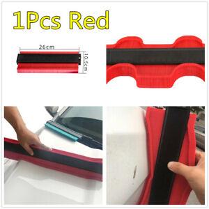 10in Profile Measuring Gauge Shape Contour Duplicator Car Dent Measurement Tool