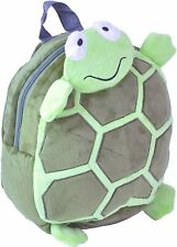 Turtle Backpack Boys Girls Kids Toddlers Character Rucksack School Lunch Bag New
