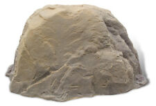 Fake Rock Septic Cover Model 103 Sandstone