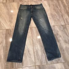 rue21 Jeans  MENS 34 X 32 JEANS Distressed