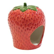 WARE Berry Hamster Hideout Toy, Strawberry