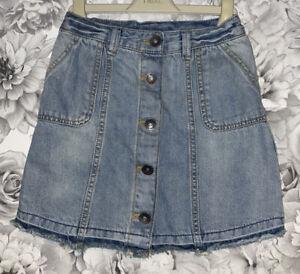 Girls Age 8 (7-8 Years) Next Denim Skirt