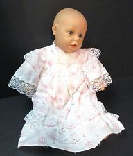 """JC Toys Berenguer Baby Doll with Gown - Blue Closing Eyes - 20"""""""