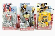 """Lot of 3 Hasbro Transformers Action Figures Bumblebee, Starscream, Grimlock 4.5"""""""