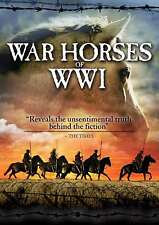 New: WAR HORSES OF WWI - DVD