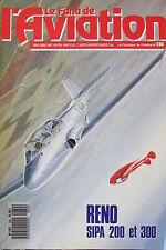 REVUE LE FANA DE L AVIATION ANNEE 1989 COMPLETE DES 12 NUMEROS de 230 à 241