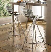 Sgabello Calligaris mod. L'Eau - soggiorno, cucina, colorato CB/1269
