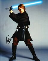 Hayden Christensen Signed 10X8 PHOTO STAR WARS Genuine Autograph AFTAL COA (A)