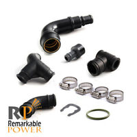 For Breather Tube w// O-Ring Febi /& Reinz for Audi A4 VW Jetta