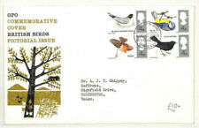 Birds First Day Cover Worldwide First Day Covers