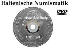 Italienische MÜNZEN 105 eBooks DVD Italien ROMA Milano VENEZIA Coin NUMISMATIK