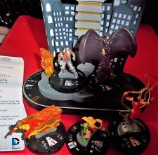 New listing Heroclix New Teen Titans Base W/ Raven Super Rare 064 Cyborg More Dc Figures Lot