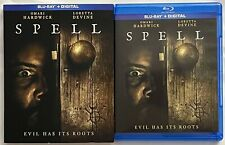 SPELL BLU RAY + SLIPCOVER SLEEVE FREE WORLD WIDE SHIPPING BUY IT NOW HORROR THRI
