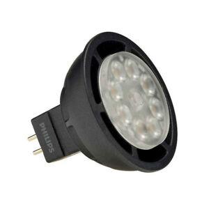 QTYx1 Philips Master 6.5W MR16 LED Bulb. Warm White. 2700K 36DEG.