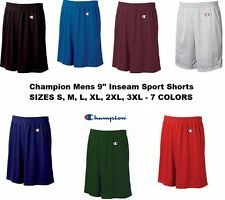 Champion Mens NEW Size S-3XL Athletic Poly Mesh Gym 9