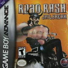 FACTORY SEALED Road Rash Jailbreak Nintendo Gameboy Advance (2003)