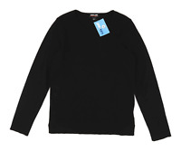 Kirkland Black Womens Jumper Size L (Regular)