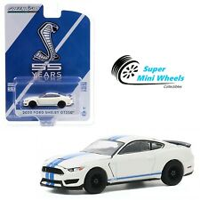 Greenlight 1:64 - 2020 Ford Shelby Gt350 - Mustang Gt350 55th Anniversary