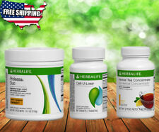 NEW! HERBALIFE PROLESSA 30 DAY, CELL U LOSS, TEA 3.53 OZ  FREE SHIPPING!