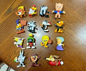 McDonald's Happy Meal Toys Character Looney Tunes 2020 Rare Full Set of 15