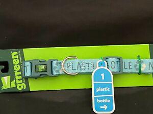 Grrreen Recycled Plastic bottle collar