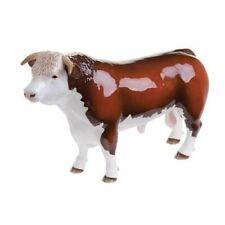 Hereford Bull (Horned) - John Beswick Cattle NEW in BOX - JBF88