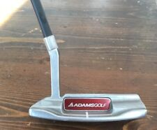 Adams Golf Putter With New Uncut Black Shaft
