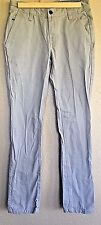 Dravus Built for Wear Khakis Slim Fit Thick Utility Work Pants Size 28 EUC