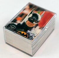 BATMAN Returns Traiding Cards (1992 Stadium Club) Complete Set of 100 Cards