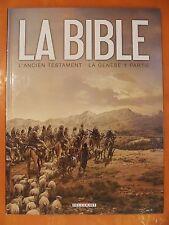 La Bible. l'ancien testament-La Genèse 1e partie.Camus-Dufranne-Zitko-Delcourt