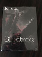 Bloodborne Steelbook - neu in Folie - selten - Custom - ohne Spiel