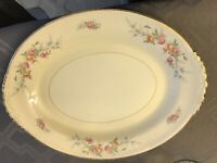 VINTAGE Homer Laughlin Eggshell Nautilus F 47 N5 Serving Platter