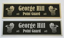 George Hill nameplate for signed basketball photo jersey or case