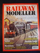 Railway Modeller - April 2015 - Oldham Junction - Marylebone - Dentdale freight
