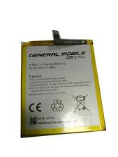 Genuine Battery for google GENERAL MOBILE GM5 plus