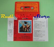 MC THE MAMAS & THE PAPAS Deliver 1976 italy MCA SERIE ORIZZONTE no cd lp dvd vhs