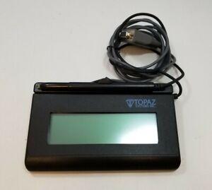 Topaz SignatureGem Electronic Signature Capture Pad (T-LBK462-B-R)