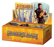 Magic the Gathering Dragons Maze Factory Sealed Booster Box