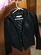 Wilson's leather jacket REAL women's size small