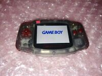 Nintendo Gameboy Advance GBA IPS V2 Dark Zelda + Audio Amp w/ Adj. Brightness