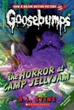 The Horror at Camp Jellyjam by R. L. Stine (Paperback, 2015)