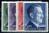 DR 1942 799-802A ** ** POSTFRISCH TADELLOS 23€(I1506