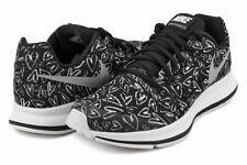 Nike Zoom Pegasus 33 Print Black/White Youth Running 854170-002 UK 5.5 EUR 38.5