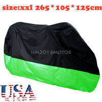 XXL Waterproof Outdoor Motorcycle Cover  Fit Honda VT13 VT1300 CX CXA Fury