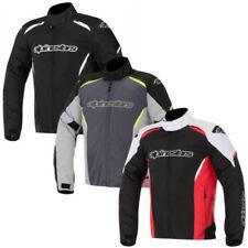 Blousons textiles Alpinestars coude pour motocyclette