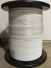 CommScope Plenum 1000 ft RG6 2275V Coaxial Cable CCTV 18 AWG 3GHz